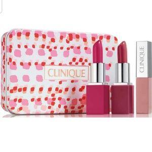 Clinique Non-Stop Pop Lip Set